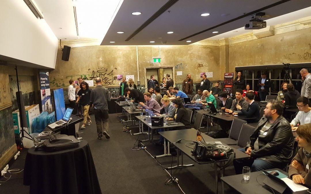 Brisbane VR Hackathon 2017