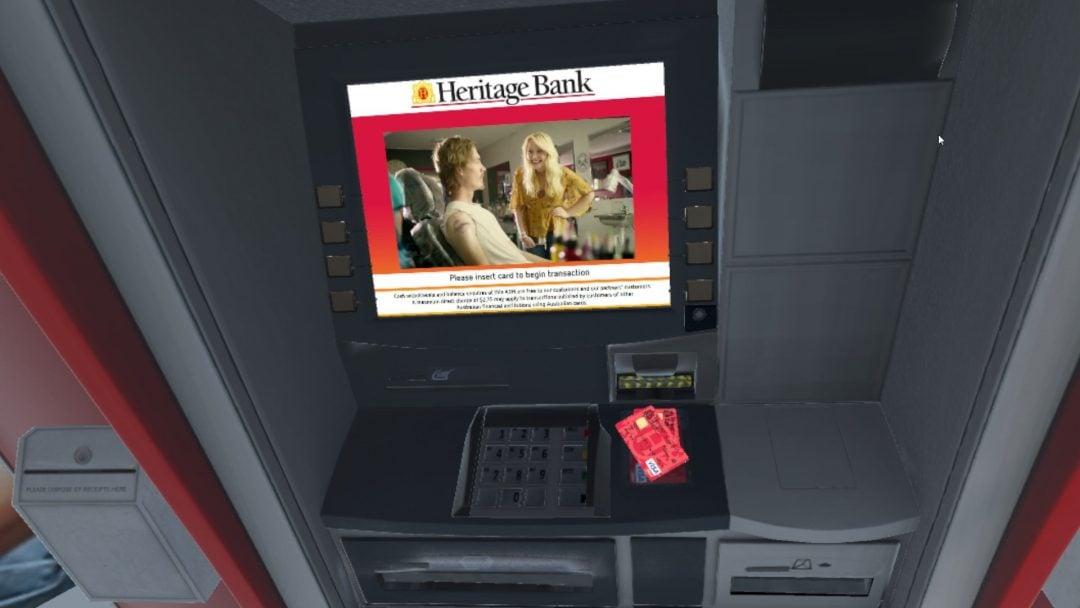 Endeavour Foundation Heritage ATM