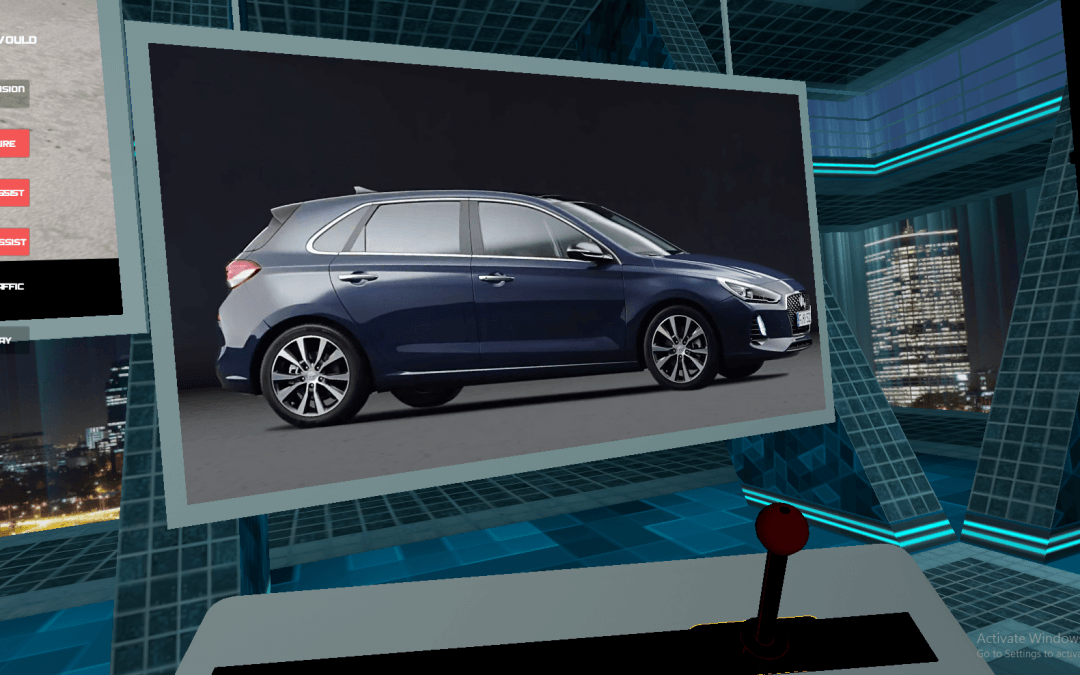 Hyundai Reshapes the Automotive Sales Industry by Revealing the Showroom of the Future