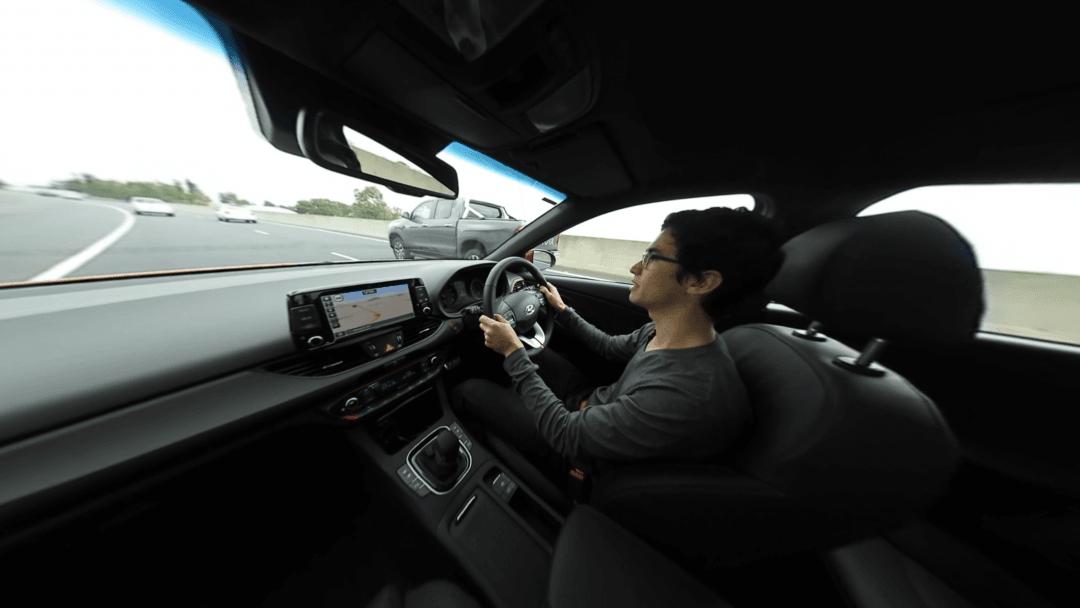 Hyundai i30 Test Drive