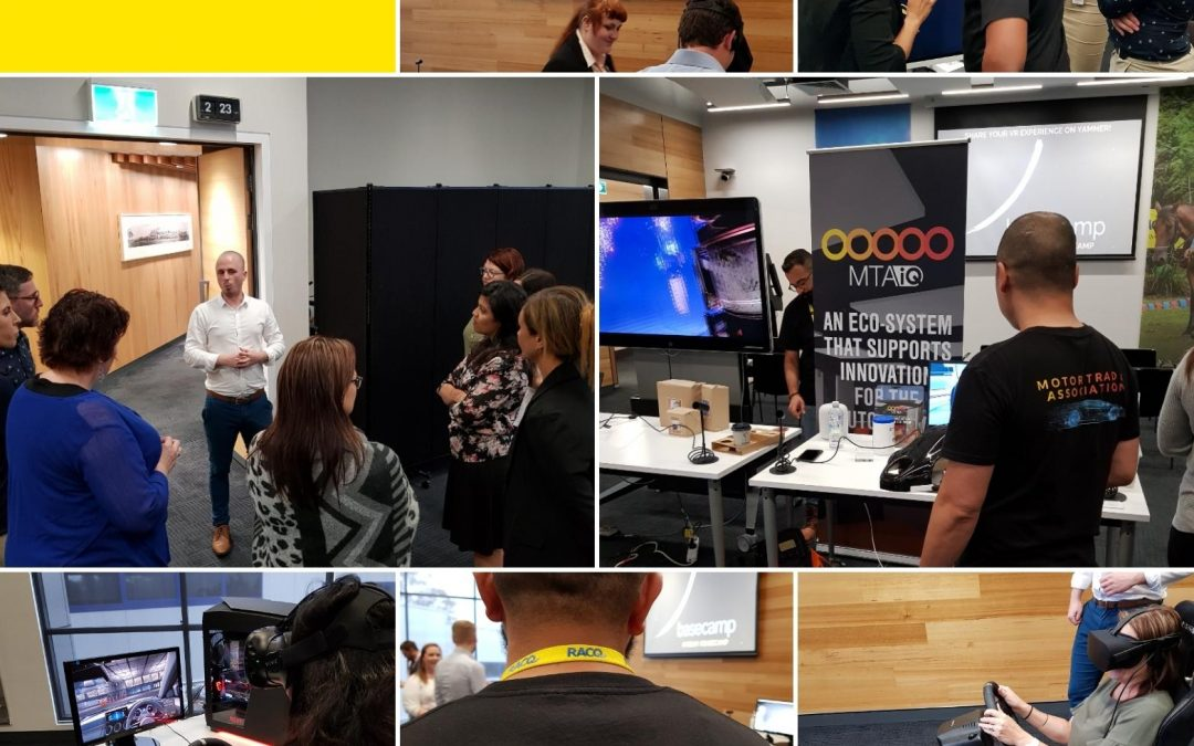 Is Virtual Reality the future of the Automotive Industry? | RACQ Immersion Day 2018
