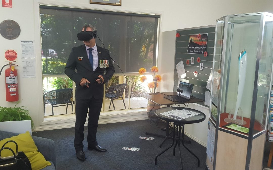 North Burnett Regional Council VR Launch