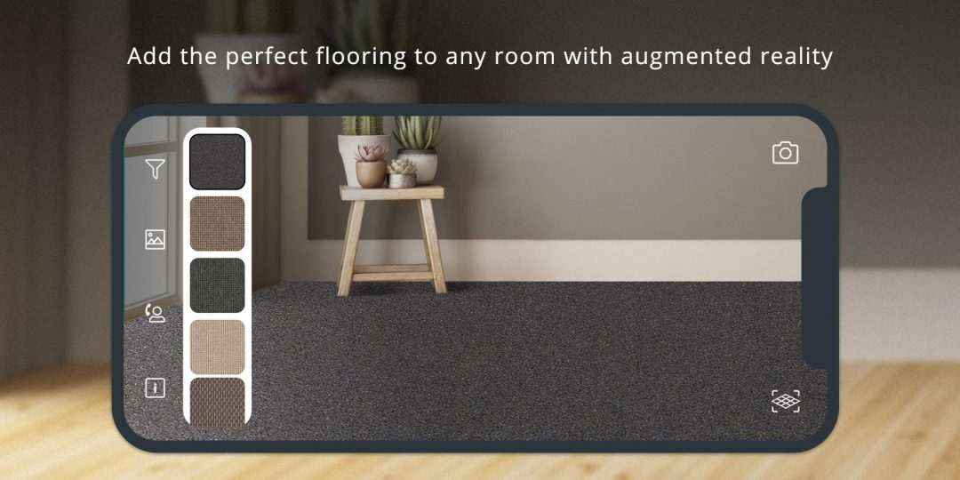 Andersens Flooring Augmented Reality