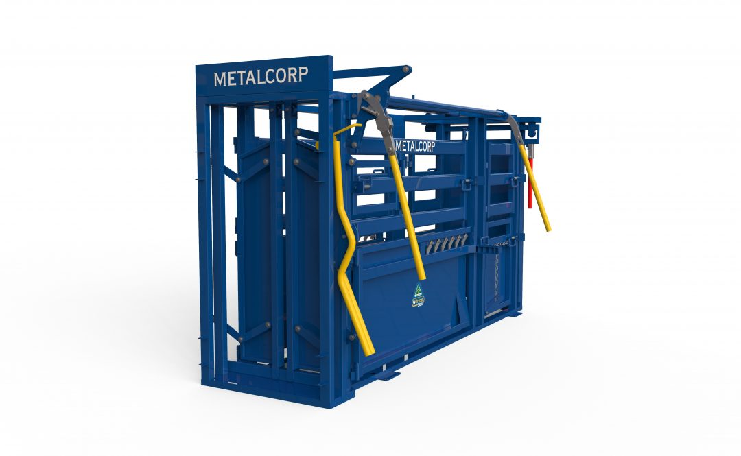 MetalCorp 3D Renders